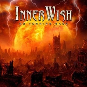 Innerwish - No Turning Back i gruppen CD / Hårdrock/ Heavy metal hos Bengans Skivbutik AB (593528)