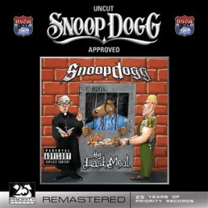 Snoop Dogg - The Last Meal i gruppen CD / Pop hos Bengans Skivbutik AB (597304)