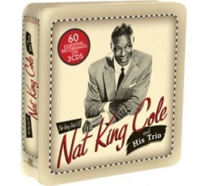 Nat King Cole - The Very Best Of i gruppen CD / Dansband/ Schlager hos Bengans Skivbutik AB (601722)