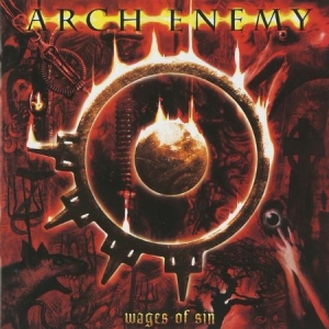 Arch Enemy - Wages Of Sin i gruppen Minishops / Arch Enemy hos Bengans Skivbutik AB (605057)