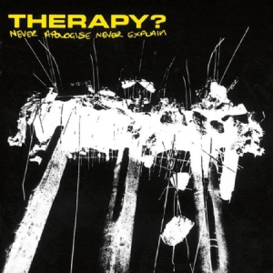 Therapy? - Never Apologize, Never Explain i gruppen CD / Hårdrock/ Heavy metal hos Bengans Skivbutik AB (607922)