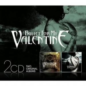 Bullet For My Valentine - Scream Aim Fire/Fever i gruppen CD / Pop hos Bengans Skivbutik AB (612286)
