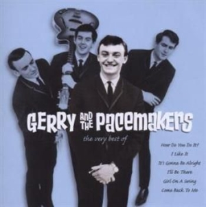Gerry & The Pacemakers - The Very Best Of Gerry & Pacem i gruppen CD / Rock hos Bengans Skivbutik AB (617290)