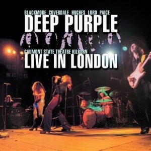 Deep Purple - Live In London i gruppen CD / Rock hos Bengans Skivbutik AB (618243)
