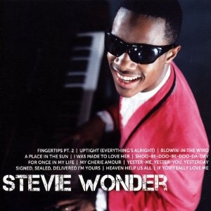 Stevie Wonder - Icon i gruppen CD / Pop hos Bengans Skivbutik AB (622780)