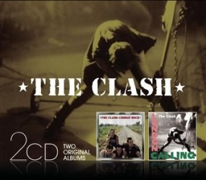 The Clash - London Calling / Combat Rock i gruppen Minishops / The Clash hos Bengans Skivbutik AB (623715)