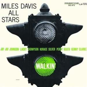 DAVIS MILES - Walkin' i gruppen CD / Jazz/Blues hos Bengans Skivbutik AB (627713)