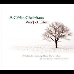 West Of Eden - A Celtic Christmas i gruppen ÖVRIGT / Wishlist / Wishlist2020 hos Bengans Skivbutik AB (627936)