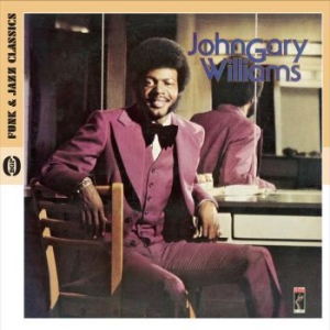 John Gary Williams - John Gary Williams i gruppen CD / Pop hos Bengans Skivbutik AB (629167)