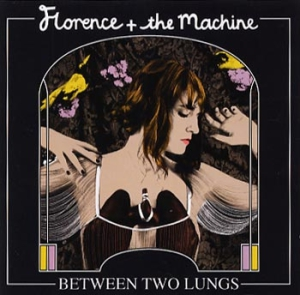 Florence + The Machine - Between Two Lungs i gruppen Minishops / Florence And The Machine hos Bengans Skivbutik AB (629259)