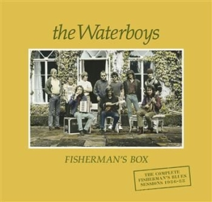 Waterboys The - Fisherman's Box i gruppen CD / Kommande / Pop hos Bengans Skivbutik AB (643336)
