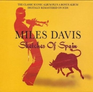Miles Davis - Sketches Of Spain i gruppen CD / Jazz/Blues hos Bengans Skivbutik AB (648181)