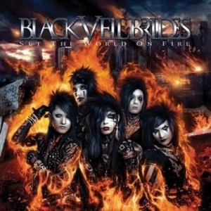 Black Veil Brides - Set The World On Fire i gruppen CD / Pop hos Bengans Skivbutik AB (657369)
