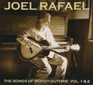 Rafael Joel - The Songs Of Woody Guthrie Vol. 1 & i gruppen Julspecial19 hos Bengans Skivbutik AB (660756)