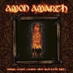 Amon Amarth - Once Sent From The Golden Hall Rema i gruppen Minishops / Amon Amarth hos Bengans Skivbutik AB (662309)