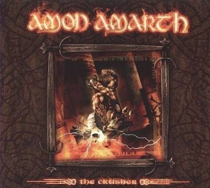 Amon Amarth - The Crusher Remastered i gruppen Minishops / Amon Amarth hos Bengans Skivbutik AB (662312)