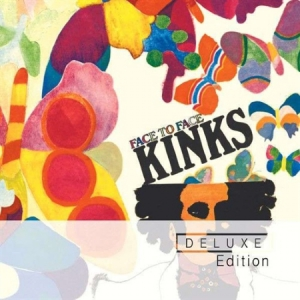 The kinks - Face To Face i gruppen CD / Rock hos Bengans Skivbutik AB (662577)