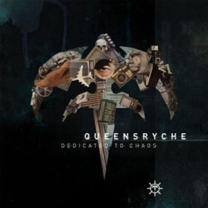 Queensryche - Dedicated To Chaos i gruppen Minishops / Queensryche hos Bengans Skivbutik AB (662600)