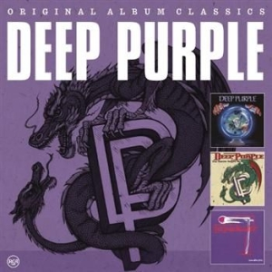 Deep Purple - Original Album Classics i gruppen CD / Pop hos Bengans Skivbutik AB (665238)