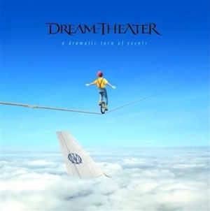 Dream Theater - A Dramatic Turn Of Events i gruppen Minishops / Dream Theater hos Bengans Skivbutik AB (668357)