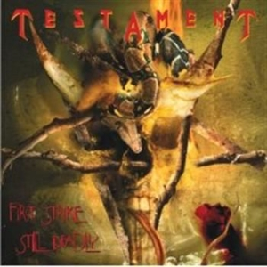 Testament - First Strike Still Deadly i gruppen CD / Hårdrock/ Heavy metal hos Bengans Skivbutik AB (670105)