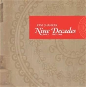 Shankar Ravi - Nine Decades Vol. 1: 1967 - 1968 i gruppen CD / Worldmusic/ Folkmusik hos Bengans Skivbutik AB (670524)