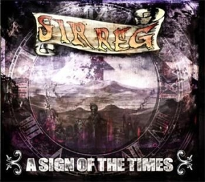 Sir Reg - A Sign Of The Times i gruppen CD / Pop hos Bengans Skivbutik AB (670555)