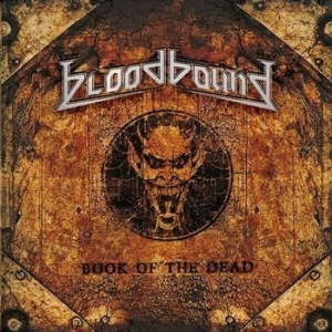 Bloodbound - Book Of The Dead i gruppen CD / Hårdrock/ Heavy metal hos Bengans Skivbutik AB (673491)