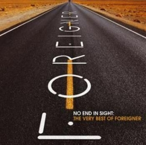 Foreigner - No End In Sight: The Very Best i gruppen CD / Rock hos Bengans Skivbutik AB (677393)