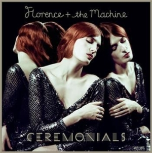 Florence + The Machine - Ceremonials i gruppen Minishops / Florence And The Machine hos Bengans Skivbutik AB (680401)