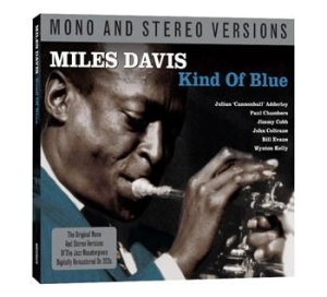 Miles Davis - Kind Of Blue Mono  & Stereo i gruppen CD / Jazz/Blues hos Bengans Skivbutik AB (698589)