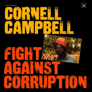 Campbell Cornell - Fight Against Corruption i gruppen Julspecial19 hos Bengans Skivbutik AB (780649)