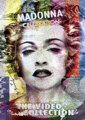 Madonna - Celebration: The Video Collect i gruppen ÖVRIGT / Musik-DVD & Bluray hos Bengans Skivbutik AB (882632)