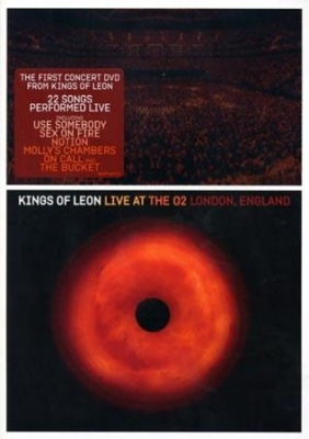 Kings Of Leon - Live At The O2 London, England i gruppen ÖVRIGT / Musik-DVD & Bluray hos Bengans Skivbutik AB (883816)