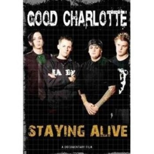 Good Charlotte - Staying Alive Dvd Documentary i gruppen ÖVRIGT / Musik-DVD & Bluray hos Bengans Skivbutik AB (885793)