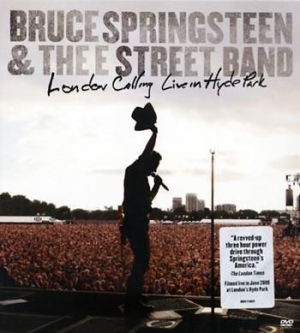 Springsteen Bruce & The E Street Ba - London Calling: Live In Hyde Park i gruppen ÖVRIGT / Musik-DVD & Bluray hos Bengans Skivbutik AB (889151)