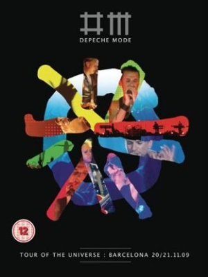 Depeche Mode - Tour Of The Universe:.. i gruppen ÖVRIGT / Musik-DVD & Bluray hos Bengans Skivbutik AB (890318)