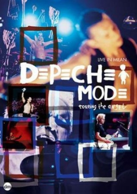 Depeche Mode - Touring The Angel i gruppen ÖVRIGT / Musik-DVD & Bluray hos Bengans Skivbutik AB (890319)