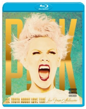 P!Nk - The Truth About Love Tour: Live Fro i gruppen MUSIK / Musik Blu-Ray / Pop hos Bengans Skivbutik AB (902671)