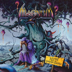 Magnum - Escape From The Shadow Garden (Cd+D i gruppen Minishops / Magnum hos Bengans Skivbutik AB (922728)