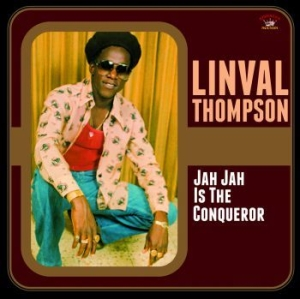 Linval Thompson - Jah Jah Is The Conqueror i gruppen CD / Reggae hos Bengans Skivbutik AB (923898)