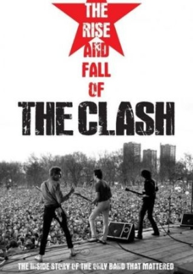 The Clash - The Rise And Fall Of The Clash i gruppen Minishops / The Clash hos Bengans Skivbutik AB (992329)