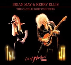 Brian May & Kerry Ellis - The Candlelight Concerts - Live At
