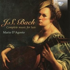 Bach - Music For Lute