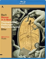 Bach - Messe In H-Moll (Blu-Ray)