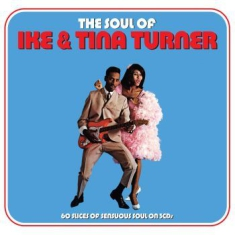 Ike & Tina Turner - The Soul Of