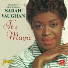 Sarah Vaughan - It's Magic