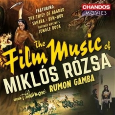Rozsa - Film Music Suites