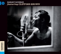 Sarah Vaughan - With Clifford Brown + In The Land O