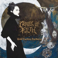 Cradle Of Filth - Total Fucking Darkness (180 G Blue